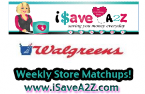 Walgreens Sales and Coupon Matchups