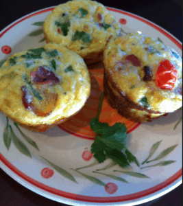 Omelet Muffins Recipe Easy And Super Yummy Isavea2z Com