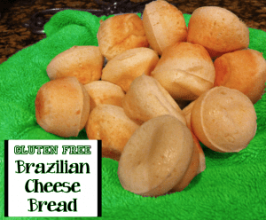 Brazilian Cheese Bread Recipe