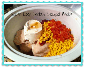 Super easy chicken crockpot recipe easy chicken crockpot recipe forumfinder Image collections