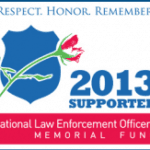 Free 2013 Supporter Deacal for National Law Enforcement Officers Memorial Fund!