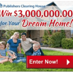 Publishers Clearing House Sweepstakes is LIVE!