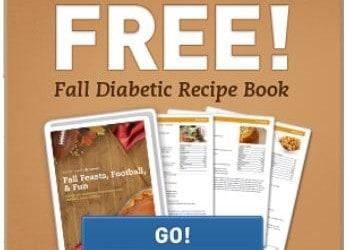 Free Printable Low Carb & Low Sugar Recipe Booklet! Diabetic Friendly