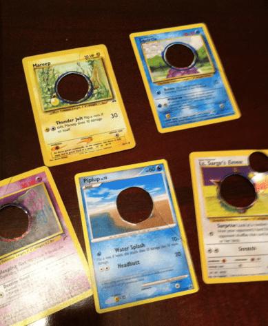 Old Pokemon Cards