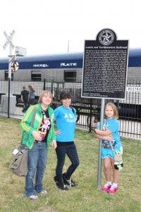 Austin Steam Train Experience!
