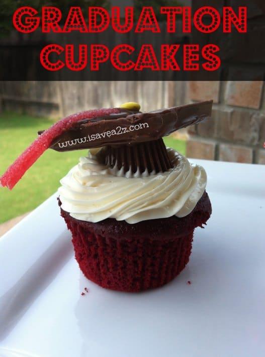 Graduation Cupcakes Dessert Idea Isavea2z Com