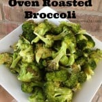 Oven Roasted Caramelized Broccoli Recipe:  Paleo Approved