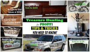 Treasure Hunting for Profit (or as a hobby)!