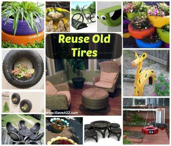 Reuse old tires isavea2z com