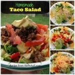 Easy Homemade Taco Salad