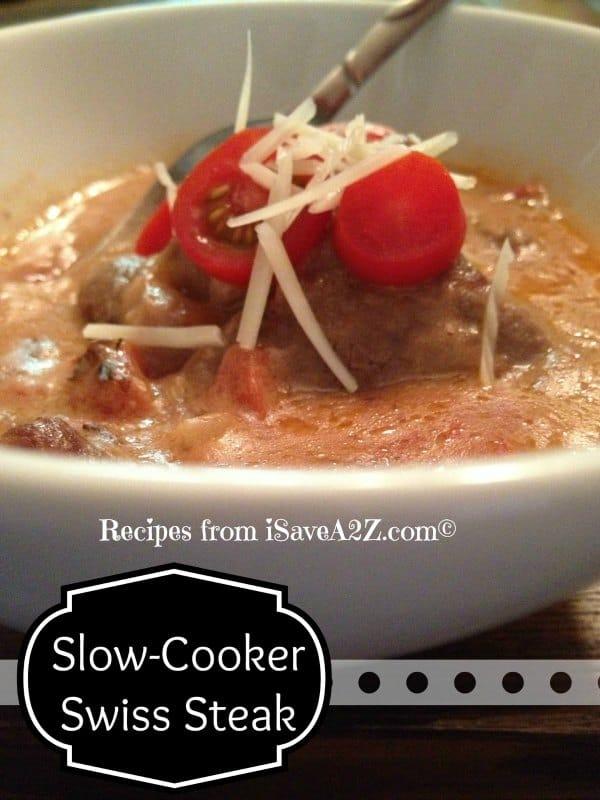 Best Crockpot Swiss Steak Recipe