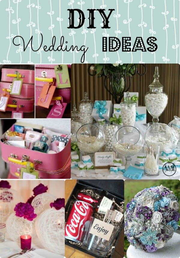 Pinterest Diy Wedding Gifts Decorating Crafting Ideas