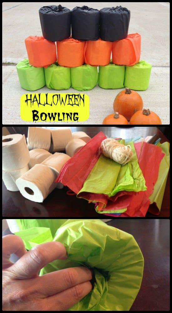 Halloween Bowling Games