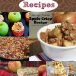 Apple Crumble Recipes