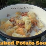Easy Potato Soup Recipe