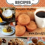 Pumpkin Muffin Recipes