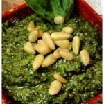 Walnut Basil Pesto Recipe
