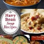 Navy Bean Soup Recipes