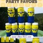 Minion Bubble Party Favors (DIY)