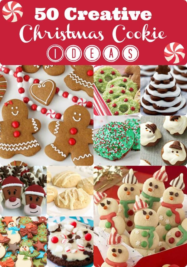 creative christmas cookie ideas 50 yummy ideas