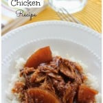 Crockpot BBQ Chicken Recipes