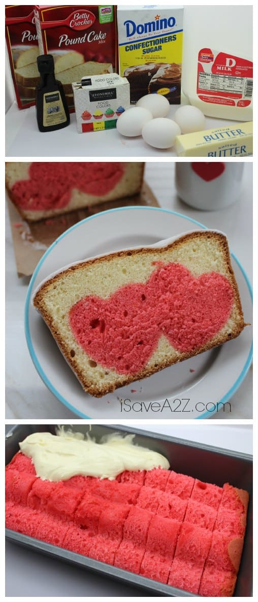 Easy Pound Cake Recipe - iSaveA2Z.com