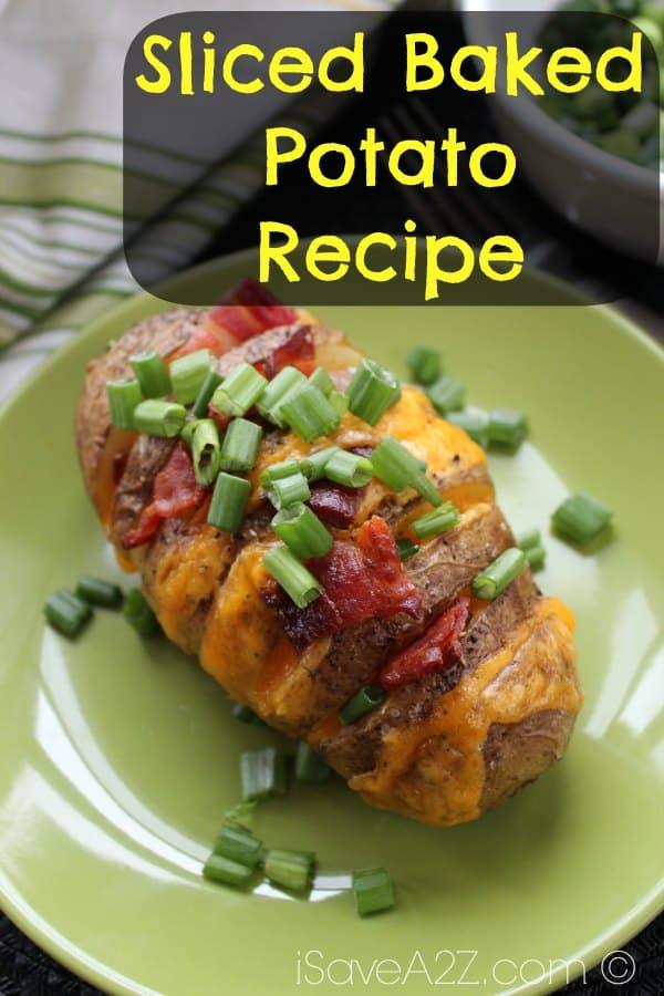 Easy baked potato recipes