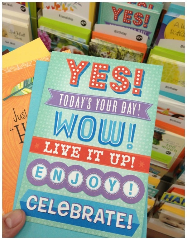 planning my birthday cards for the year valuecards shop cbias, Birthday card