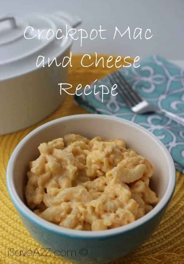 Crockpot mac and cheese recipe isavea2z crockpot mac and cheese recipe hey guys forumfinder Gallery