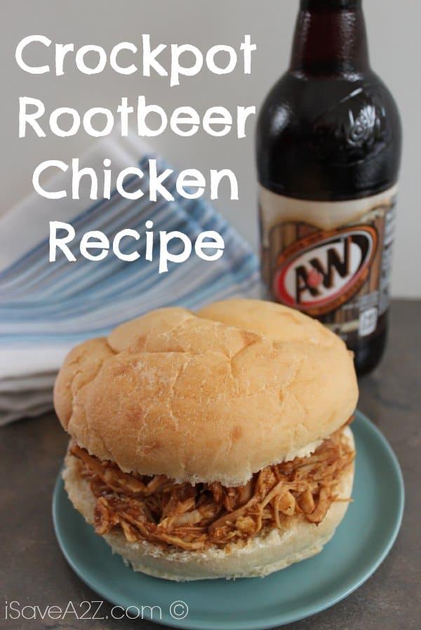 Crockpot Root Beer Chicken Recipe Isavea2z Com