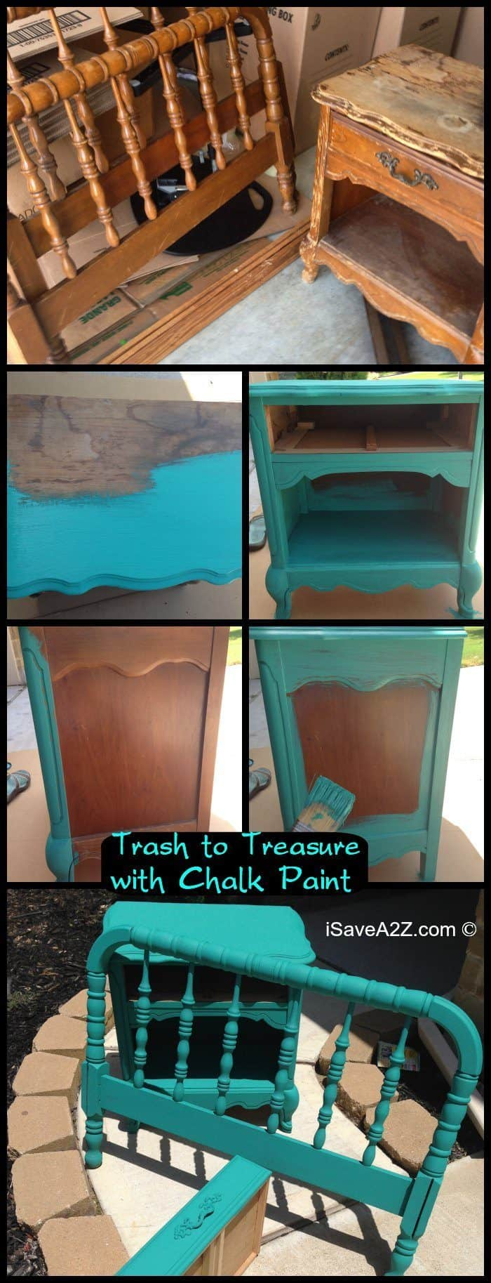 Homemade Chalk Paint Isavea2z Com