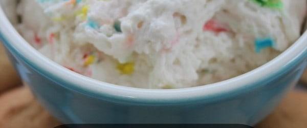 Easy Funfetti Dip Recipe