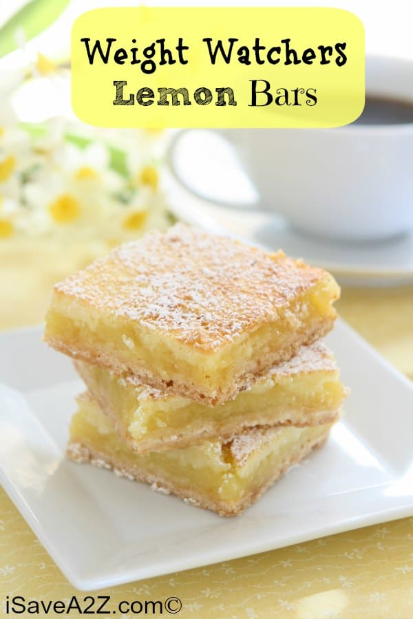 Weight Watchers Cake Recipes Easy