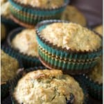 Weight Watchers Oatmeal Raisin Muffins