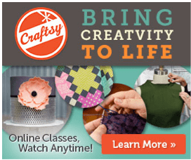 Craftsy Free Class Giveaway