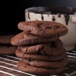Easy Chocolate Chip Cake Cookies