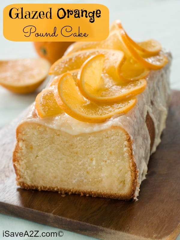 Glazed Orange Pound Cake Recipes — Dishmaps