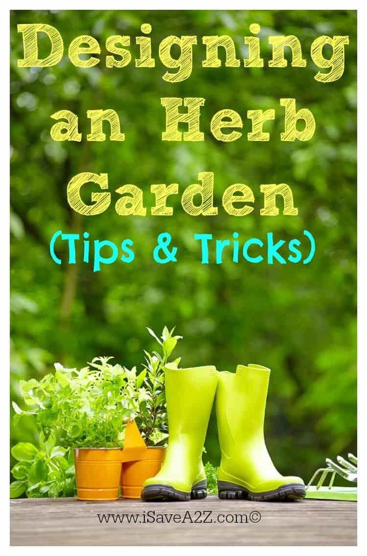 Versatile Herb Garden Design iSaveA2Zcom