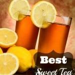 Best Sweet Tea Recipe