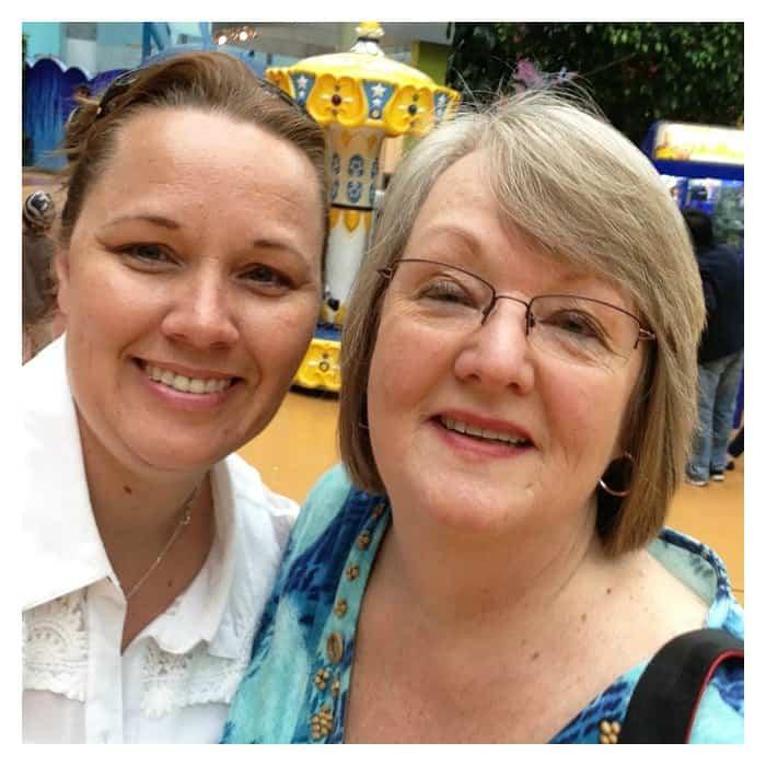 Me and my Aunt Sherri