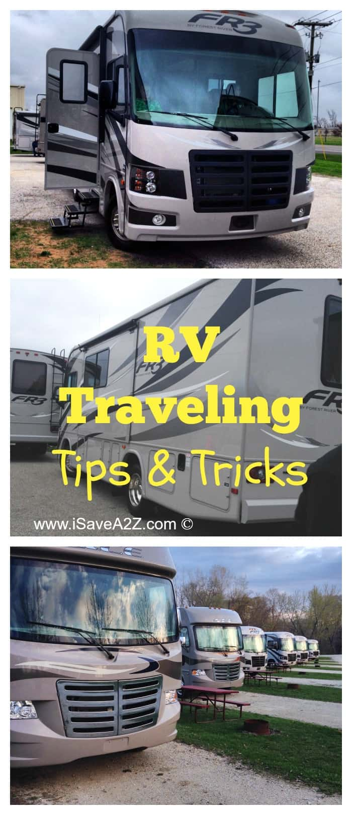 Awesome RV Connection Tips Amp Tricks  ISaveA2Zcom