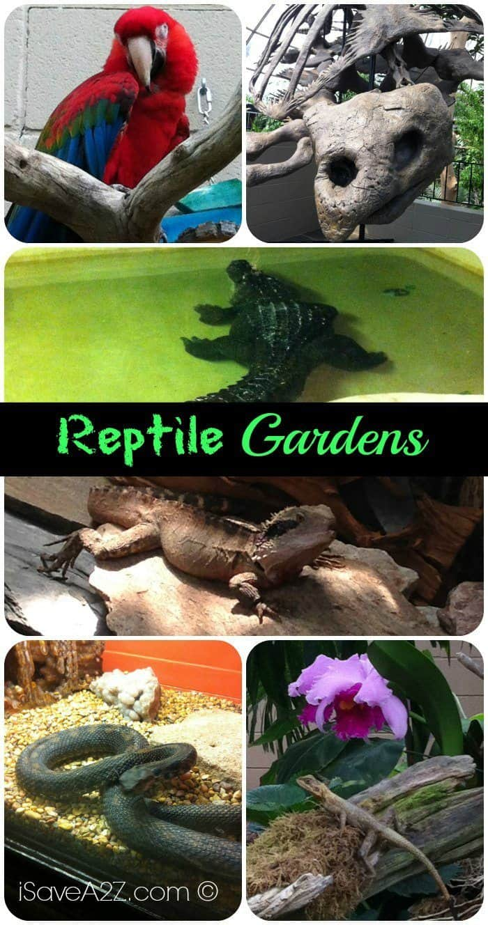 Reptile Gardens in Rapid City, South Dakota