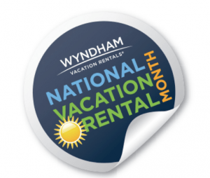 Summer Vacation Ideas:  Wyndham Vacation Rentals