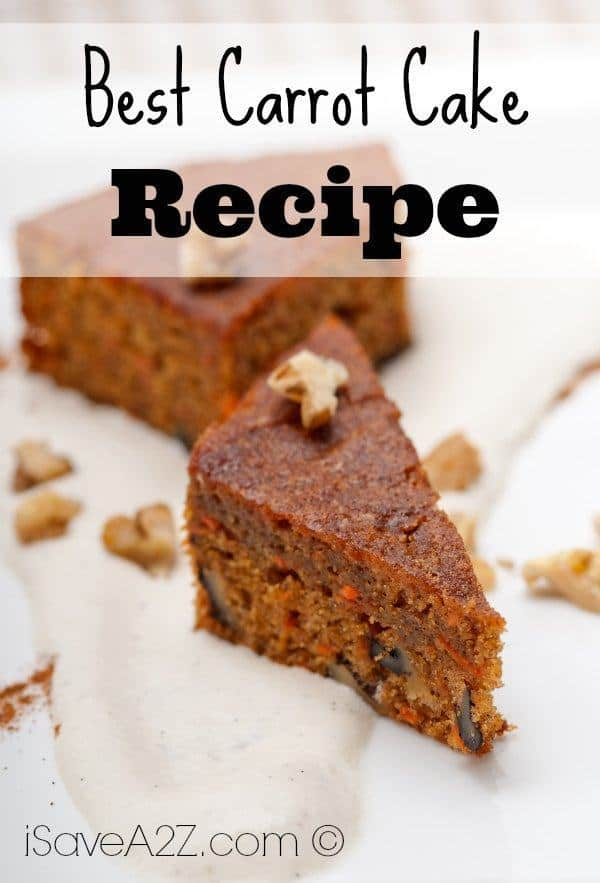 Best Carrot Cake Recipe Isavea2z Com