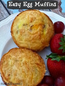 Easy Egg Muffins Recipe