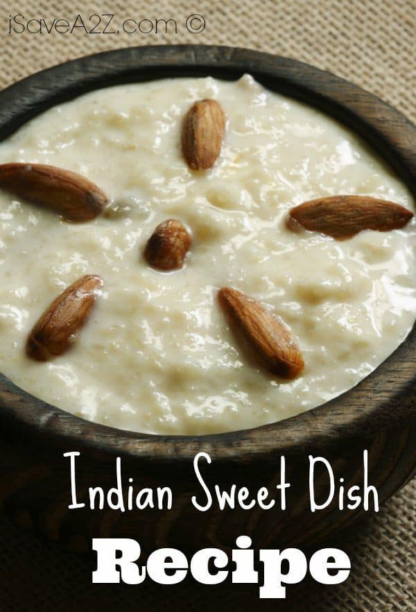 Indian Sweet Dish Recipe Isavea2z Com