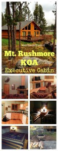Mt Rushmore KOA Executive Cabins