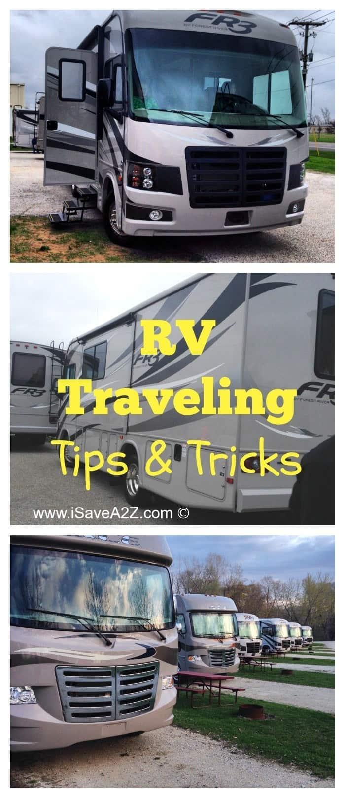 RV travel tips for beginners