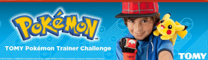 Pokémon Trainer Challenge at Six Flags on August 10th!