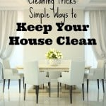 Cleaning Tricks: Simple Ways to Keep Your House Clean